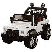 Детский электромобиль джип  Bambi M 3188EBLR-1