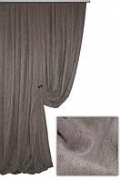 Ткань для штор Пальмира  серая, Турция