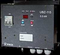Блок УБЗ-115 управления и защиты однофазных электродвигателей Новатек