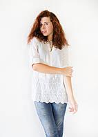 Блуза - рубашка женская хлопковая