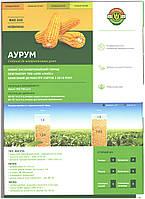Семена кукурузы гибрид АУРУМ ФАО 320