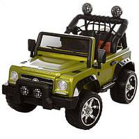 Детский электромобиль джип  Bambi M 3188EBLR-10