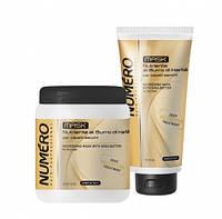 Маска питательная для волос с маслом карите Brelil NUMERO NUTRIENTE 300 мл