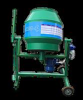 Бетономешалка Скиф БСМ 100 (объем 100 литров)