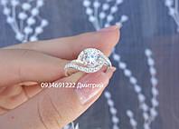 Серебряное кольцо Восхитительное, фото 1