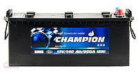 Аккумулятор Champion Black 140Ah/ пусковой ток 950A / гарантия 2 года