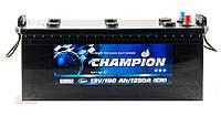 Аккумулятор Champion Black 190Ah/ пусковой ток 1250A / гарантия 2 года