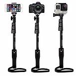 Монопод Yunteng YT-1288 NEW для экшн камер, смартфонов, фотоаппаратов, фото 4