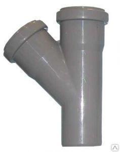 Image result for тройник канализационное