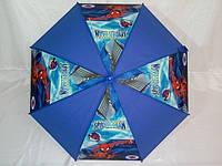 "Детский зонтик для мальчика ""SPIDERMAN PAOLO"" №015-5"