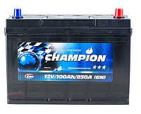 Аккумулятор Champion Black Japan 100Ah/ пусковой ток 850A / гарантия 2 года