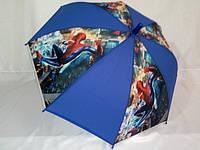 "Детский зонтик для мальчика ""SPIDERMAN PAOLO"" №015-6"