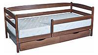 Кровать из массива дерева 039