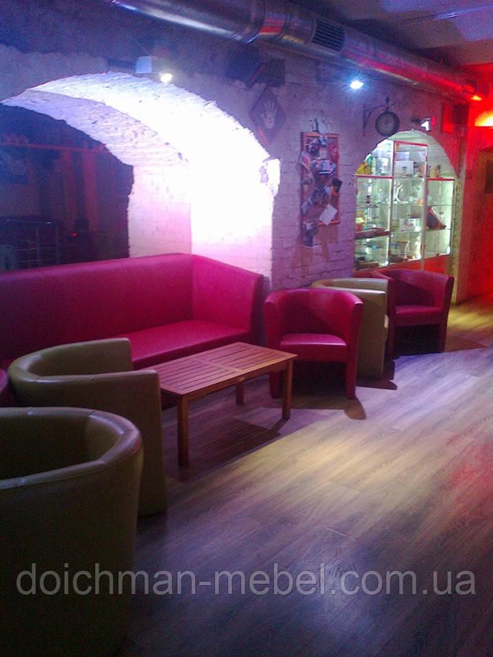 Диваны и кресла для кафе, бара, паба, клуба - Производитель мебели DOICHMAN furniture (Дойчман мебель), филиал мебельной фирмы Польша в Киеве