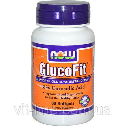 Глюкофит Now Foods , фото 2