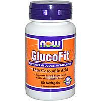 Глюкофит Now Foods