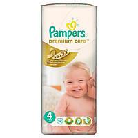 Подгузники Pampers Premium Care Maxi 4 (7-14 кг) Количество 52 шт