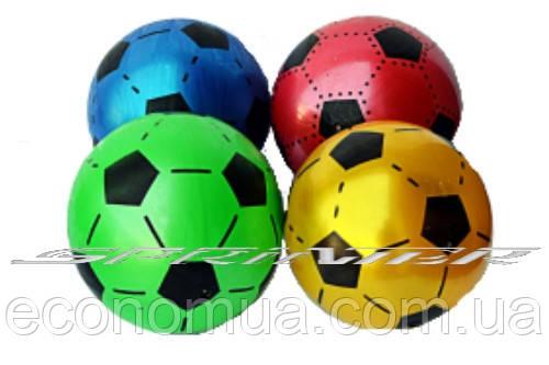 Мячик игровой с футбольным рисунком