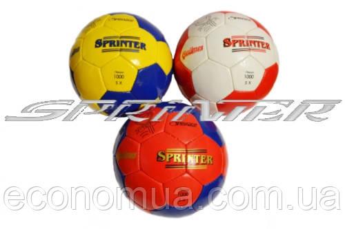 Мяч футбольный блестящий