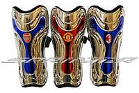 Щитки футбольные с клубной символикой