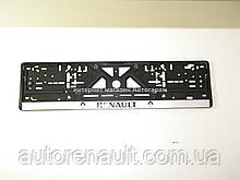 "Рамка номерного знака ""Renault"" CARLIFE - NH20"