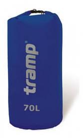 Гермомешок Tramp PVC 70L Blue