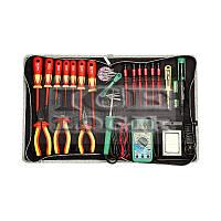Набор инструментов Pro'sKit PK-2803BM для высоковольтных работ (до 1000 В)