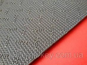 Резина набоечная COBBY 570х380х6.2 мм цвет тёмно-серый