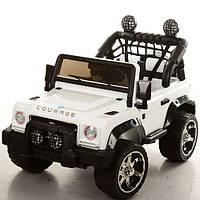 Детский электромобиль джип  Bambi M 3188EBR-1