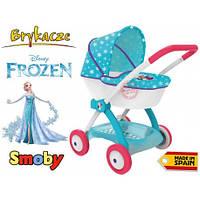 Smoby Коляска для ляльки Frozen 254145