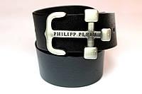 Брендовый ремень 'Philipp Plein' 40 мм