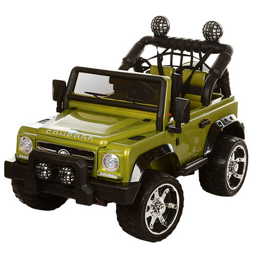 Детский электромобиль джип  BambiM 3188EBR-10