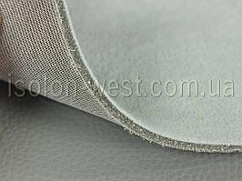 Ткань потолочная светло-серая (холодный оттенок),авто велюр на поролоне с сеткой шир. 1.8м