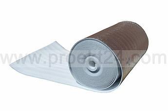 Изолон фольгированный 3мм, вспененный полиэтилен - не сшитый
