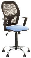 Кресло Master Net GTR 5 хром, механизм SL (Новый Стиль ТМ)