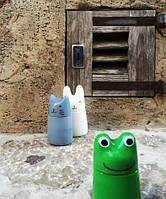 """Мыльные пузыри """"Фигурные Животные"""" (ассорт.: лягушка, кролик, кот), Kid О"""