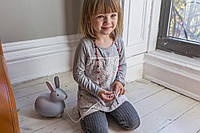 """Каталка на веревке """"Прыгающий Кролик"""", Kid О"""