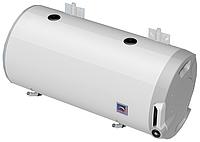 Комбинированный бойлер горизонтальный (с теплообменником та электрическим ТЭНом)   DRAZICE OKCV 160 (2016).