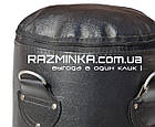 Боксерский мешок из кирзы (140х33 см, вес 35 кг) , фото 3