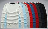 Lacoste original Мужской свитер пуловер джемпер лакост лакоста лакосте, фото 4