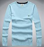 Lacoste original Мужской свитер пуловер джемпер лакост лакоста лакосте, фото 3