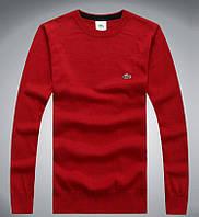 Lacoste original Мужской свитер пуловер джемпер лакост лакоста лакосте.