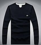 Lacoste original Мужской свитер пуловер джемпер лакост лакоста лакосте, фото 5