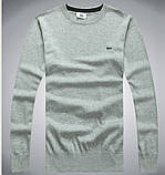 Lacoste original Мужской свитер пуловер джемпер лакост лакоста лакосте, фото 6