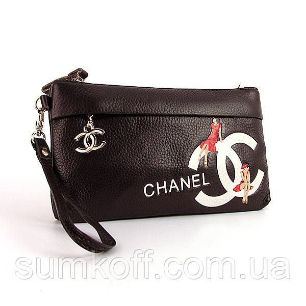 Клатчи и маленькие сумочки от Chanel: купить клатчи и