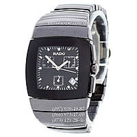 Элитные часы Rado Sintra Jubile Chrono Black