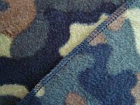 Одеяло флисовое - US Woodland