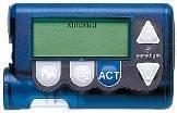Medtronic MiniMed Paradigm 712