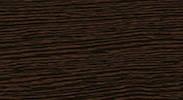 Плинтус 301 Венге - серии Элит-Макси Идеал с 3 кабель-каналами 85 мм