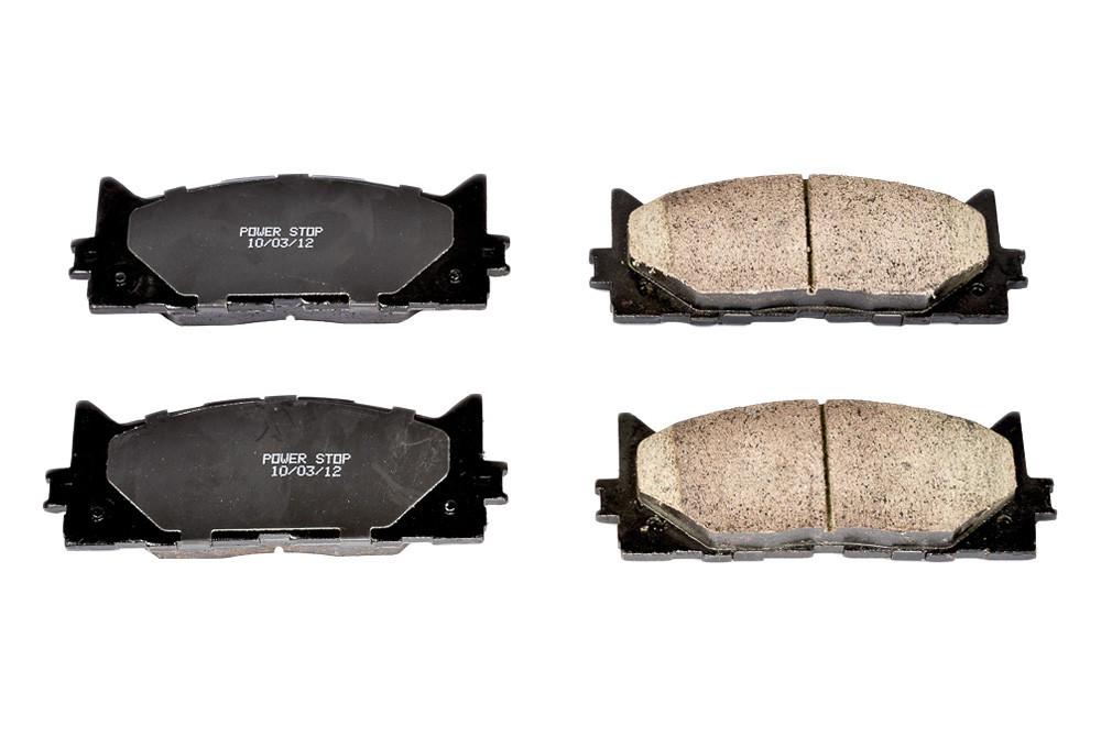 Колодки тормозные передние POWERSTOP 16-1293 для Toyota camry 40; 50